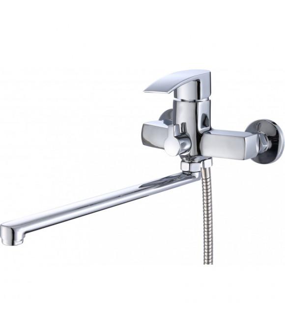 22011 Однр. смеситель для ванны  HANSEN  (10/1шт)