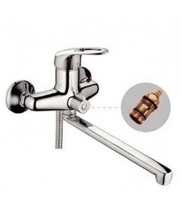 22030 Смеситель для ванны HANSEN  (10/1шт)